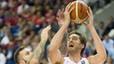 Espanya debuta amb derrota contra Serbia