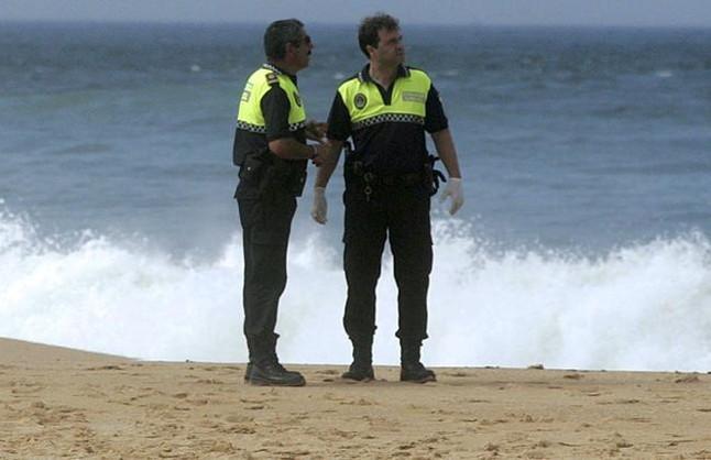 Desaparece un polic a nacional en aguas de c diz - Policia nacional cadiz ...