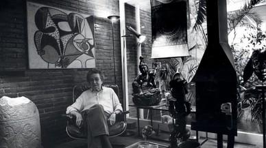 7 obras maestras de la colección Tàpies, a subasta en Londres
