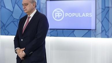 Fernández Díaz s'enfronta al setembre al curs polític més díficil