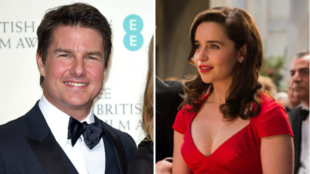 Tom Cruise y Vanessa Kirby.