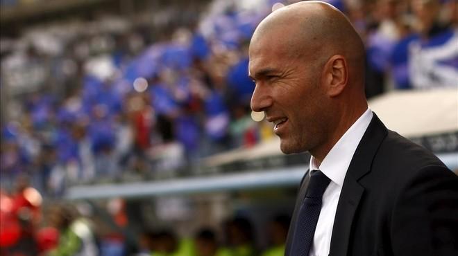 Zidane es fica en un embolic molt més gran del que pensava