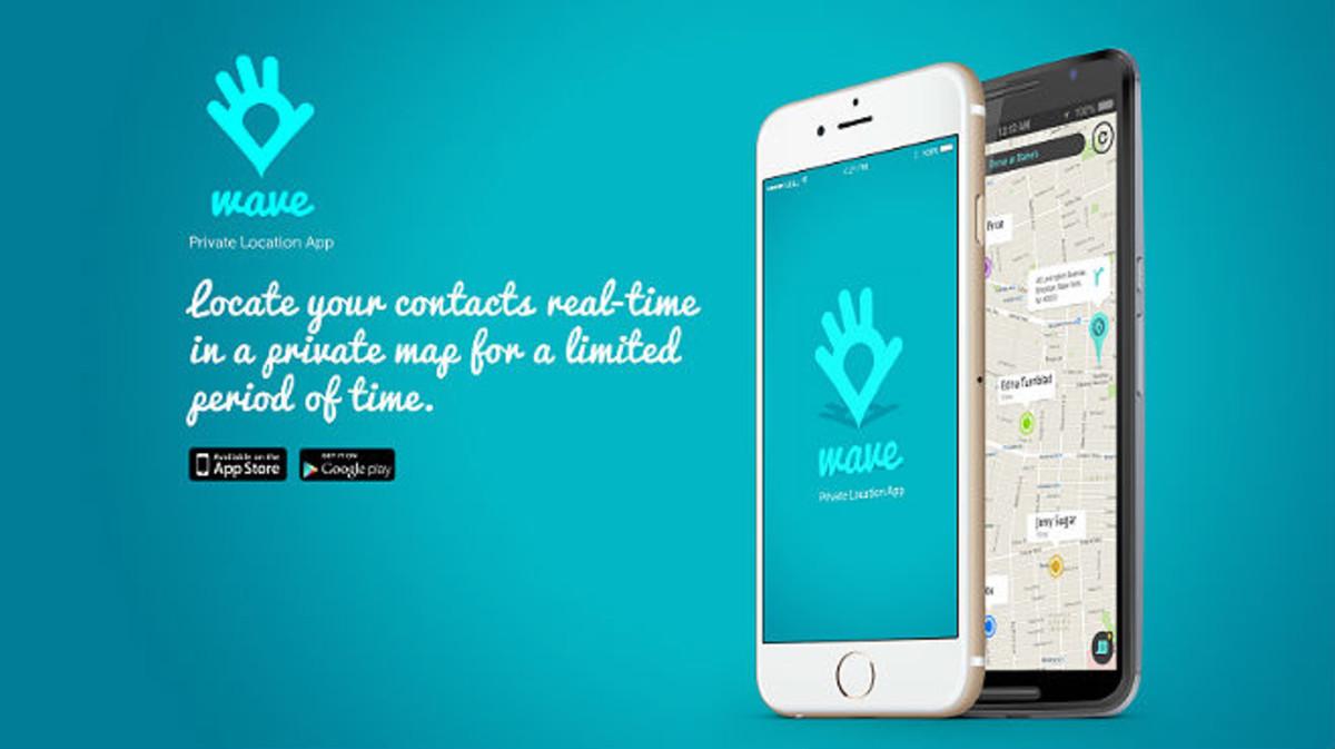 Wave, la 'app' española que fomenta el encuentro entre amigos