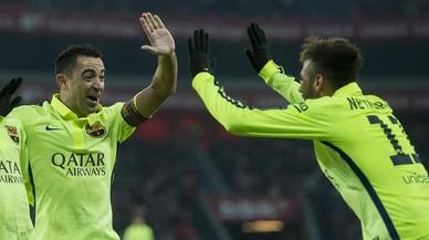 """Xavi: """"Neymar ens va dir que no era feliç a Barcelona"""""""