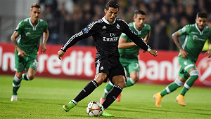 DIRECTO:</br> Ludogorets - Real Madrid