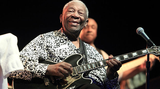 Muere B. B. King, el rey del blues