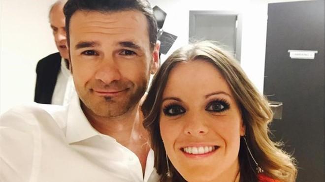 Iñaki López i Andrea Ropero, nova parella