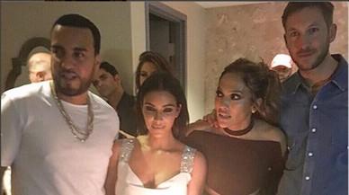Jennifer Lopez celebra els seus 47 anys amb els seus amics famosos