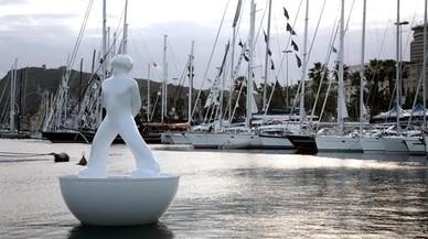 Un dels 'Miraestels' de Llimós queda a la deriva al port de Barcelona