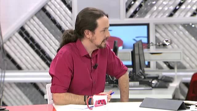 Pablo Iglesias no contempla que Podemos se rompa en dos