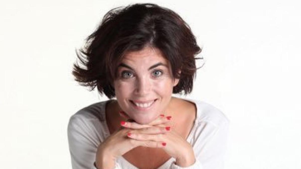 La periodista Samanta Villar.