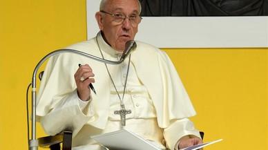 """El Papa diu que acomiadar gent per sanejar una empresa """"no és de bon empresari"""""""