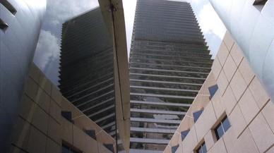 Mapfre obre l'edifici més alt d'Espanya