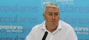 Daniel Ventura (PP de Melilla)