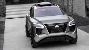 El nuevo Nissan Xmotion concept cambía, sobretodo, en el interior.