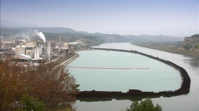 Els pantans catalans tenen reserves d'aigua per a 13 mesos encara que segueixi la sequera