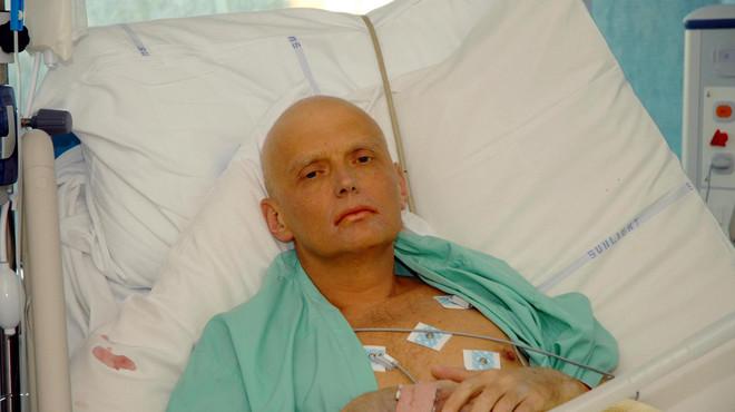 """Putin va ordenar """"probablement"""" l'assassinat de l'espia rus Litvinenko"""