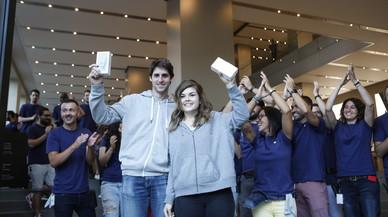 L'iPhone 7 i l'iPhone 7 Plus d'Apple, ja a la venda a Espanya