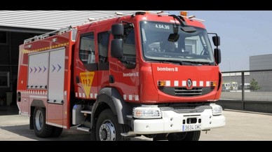 Mor un home de 33 anys en un incendi domèstic a Sant Pere de Ribes