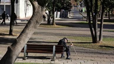 Els pensionistes perden de mitjana el 26% dels seus ingressos a l'arribar a la jubilació