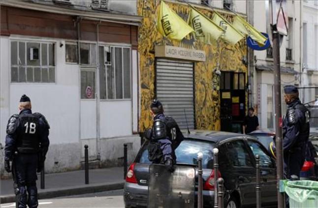 Atacado con una cuchilla un soldado de patrulla antiterrorista en Par�s