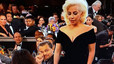 La miradita de DiCaprio a Lady Gaga, momentazo de los Globo de Oro