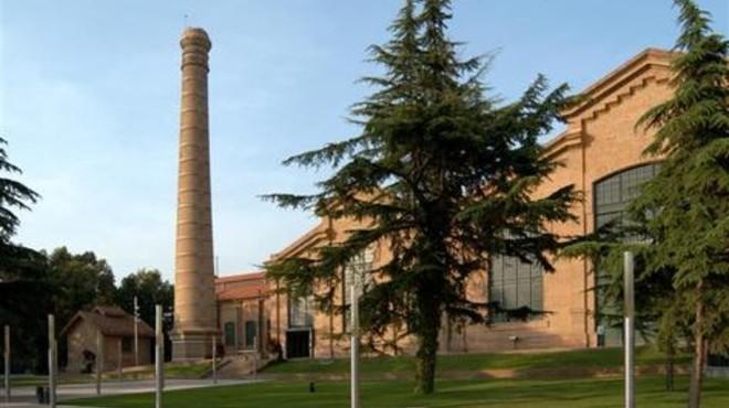 El Museu de les Aig�es Agbar de Cornell� de Llobregat.