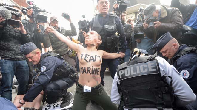Femen en Francia