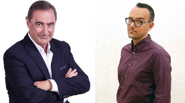 Guerra abierta entre Risto Mejide y Carlos Herrera por los toros