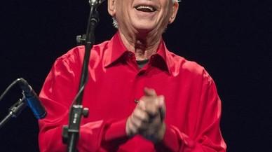 Raimon se despide de los escenarios con 12 recitales en el Palau de la Música