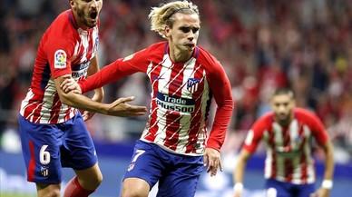Horario y dónde ver en TV el Atlético - Real Madrid