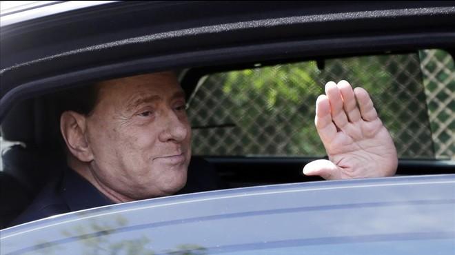 Berlusconi serà operat del cor la setmana que ve