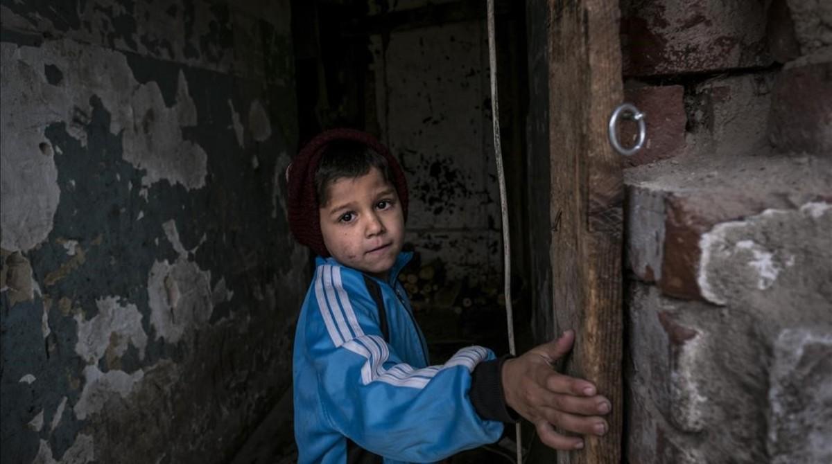 25 millones de menores sufren riesgo de exclusión en Europa