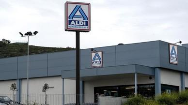 Torna l'estafa del carro de la compra gratis dels supermercats Aldi