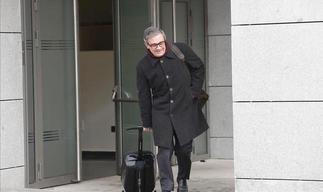 El autor de los informes del 'caso Pujol' admite que especuló con la reunión con Luis Delso