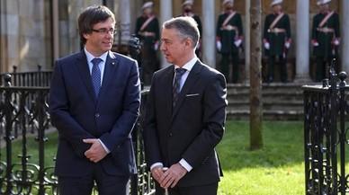 """Urkullu advierte de que el referéndum """"no tiene las garantías debidas"""""""