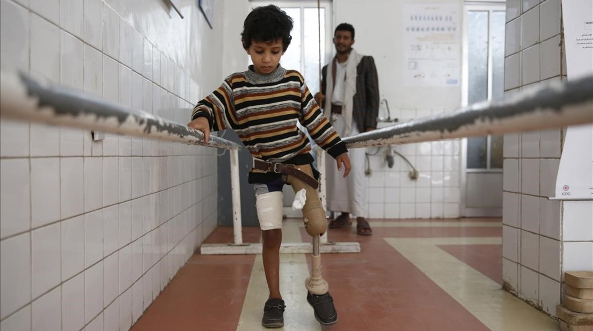 Unicef de la alarma: más de 320.000 niños padecen malnutrición severa en Yemen
