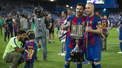 """Bartomeu: """"Leo dijo que quería retirarse en el Barça, a eso me remito"""""""