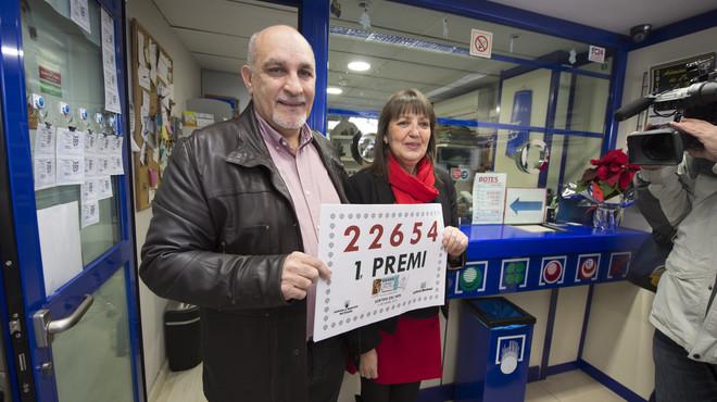 Los catalanes jugarán menos de 13 euros por persona en la lotería del Niño