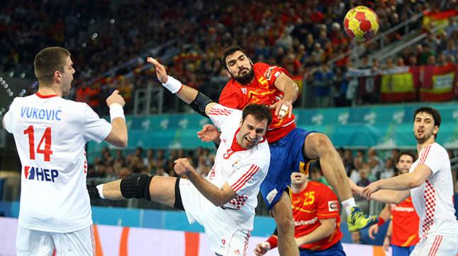 España cae ante Croacia y evita los cruces más duros
