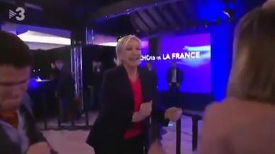 Marine Le Pen 'dances': los montajes del bailoteo electoral