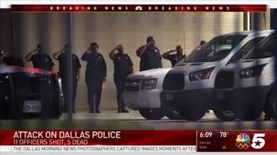 Dallas enfronta els EUA als seus dimonis en una setmana tràgica
