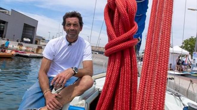 Santi Fuchs: ��Menos horas de pupitre y m�s de mar y monta�a!�