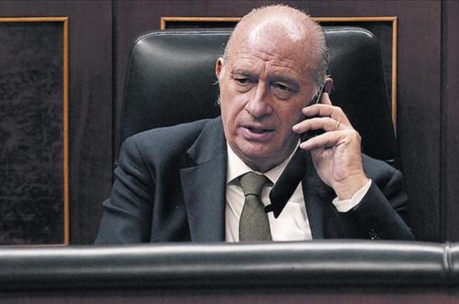 Interior admite cambios en el proyecto de seguridad ciudadana for Ultimas declaraciones del ministro del interior