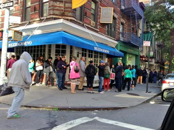 El 'cronut': mitad 'croissant', mitad donut, arrasa en Nueva York