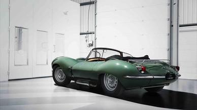 UN MITO. Cada unidad requiere 10.000 horas de trabajo, todo se hace a mano, monta el mismo motor que en 1957 y todo para recrear un mito que nació de los D-Type de competición que ganaron en Le Mans.