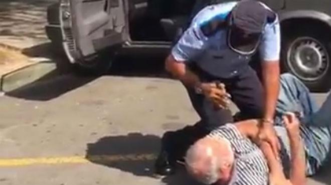 Polémica por el trato de un policía a un hombre mayor en Sant Cugat