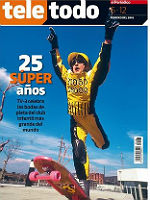 La portada de 'Teletodo'.