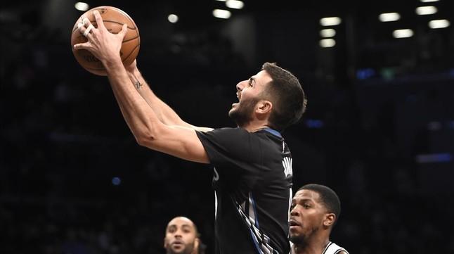 Quinta derrota consecutiva de los Timberwolves de Ricky Rubio