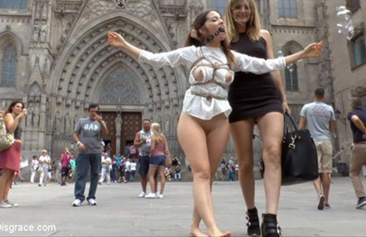 Barcelona: imán del porno